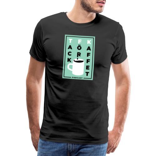 TFK-kopp - Premium-T-shirt herr