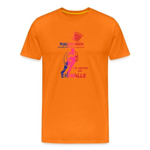 Eishockeyprinzessin - Männer Premium T-Shirt