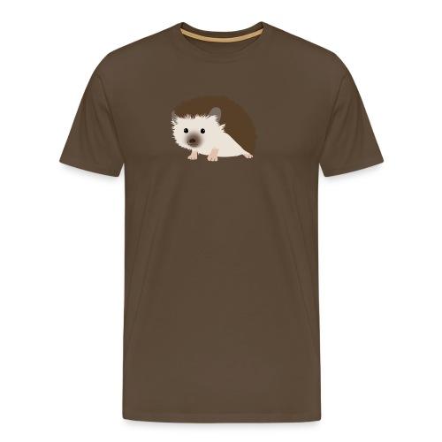Siili - Miesten premium t-paita