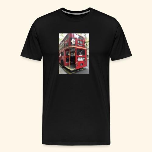 * LIMITED TIME * London Bus - Men's Premium T-Shirt