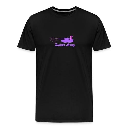 Twinks Army - Men's Premium T-Shirt
