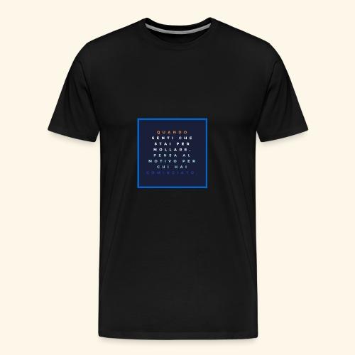 T-shirts - Maglietta Premium da uomo