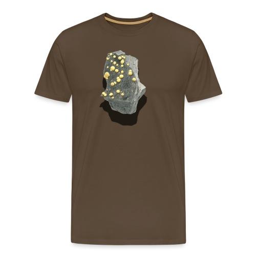 Kugelcalcit - Männer Premium T-Shirt