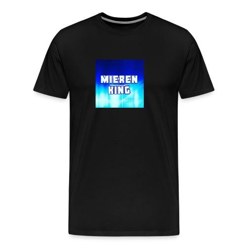 Mieren king - Mannen Premium T-shirt