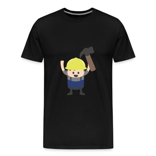 handyman - Männer Premium T-Shirt