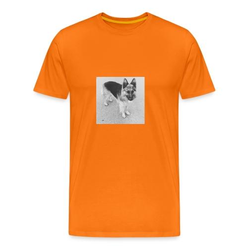 Ready, set, go - Mannen Premium T-shirt