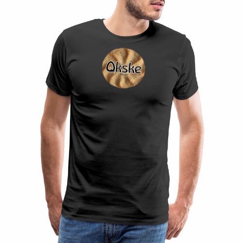 Qkske - Mannen Premium T-shirt