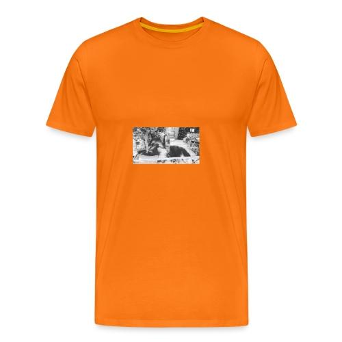 Zzz - Mannen Premium T-shirt