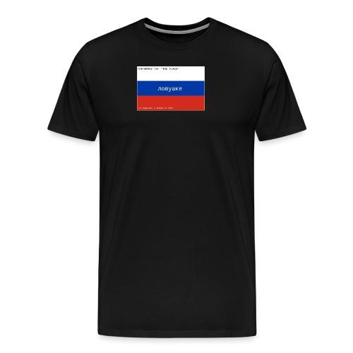 """Fuk*Money for """"THE FLAGS"""" // RUSSIA - Maglietta Premium da uomo"""