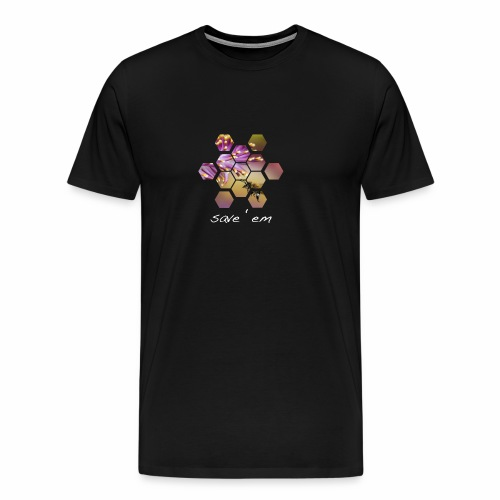 save em2 - Männer Premium T-Shirt