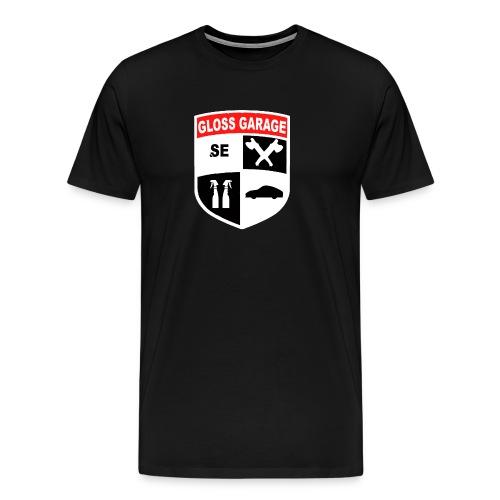 Glossgarage - Premium-T-shirt herr