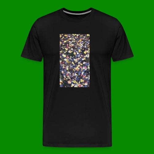 Autumn Leafs - Premium-T-shirt herr