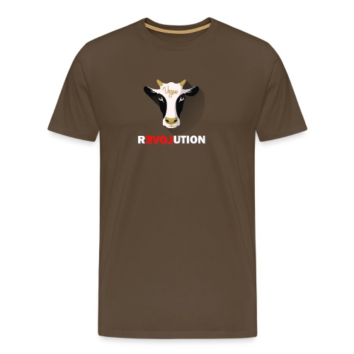 Vegan Revolution - T-shirt Premium Homme