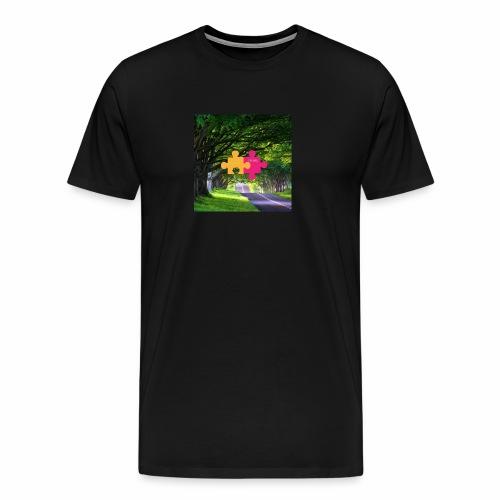 Jayanimations' logo 2! - Men's Premium T-Shirt