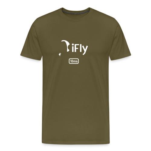 Paragliding iFly 10ms - Men's Premium T-Shirt