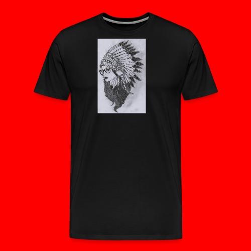 indian - Maglietta Premium da uomo