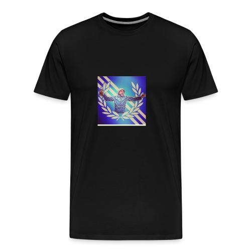 831ed8065eeedb123825ee3198503cb9 casual football - Men's Premium T-Shirt