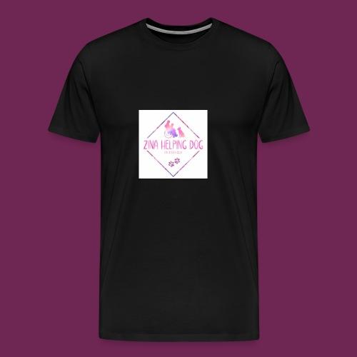 shopping tas - Mannen Premium T-shirt