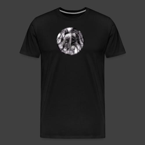 Grid - Men's Premium T-Shirt