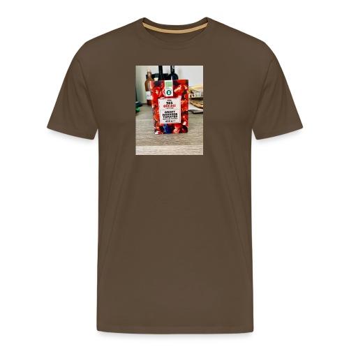 Tomato - Herre premium T-shirt