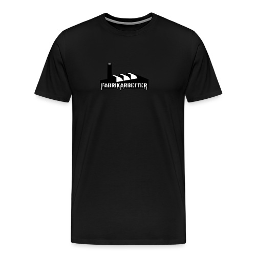 Fabrikarbeiter - Männer Premium T-Shirt