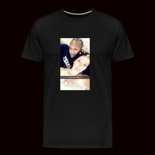 Design By Coco&M - Herre premium T-shirt