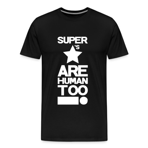 Inspired This! - Human Too! - Men's Premium T-Shirt