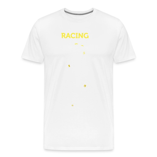 Good old racing - T-shirt Premium Homme