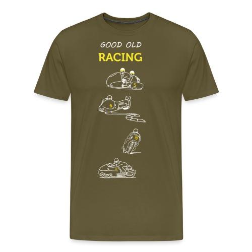 Good old racing - Men's Premium T-Shirt
