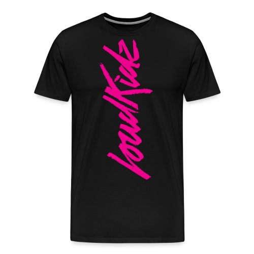 LoudKidz Loudies No Hashtag png - Men's Premium T-Shirt