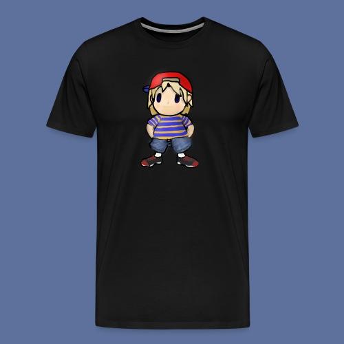 Ness - Männer Premium T-Shirt