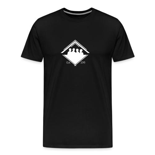 Black Est. 2015 T-Shirt - Men's Premium T-Shirt