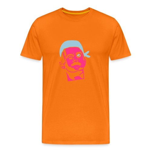 bandage simple 4 - Men's Premium T-Shirt
