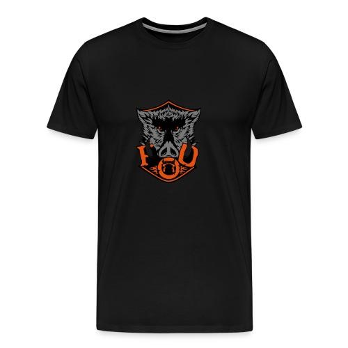 fodboarbestv2 - Men's Premium T-Shirt