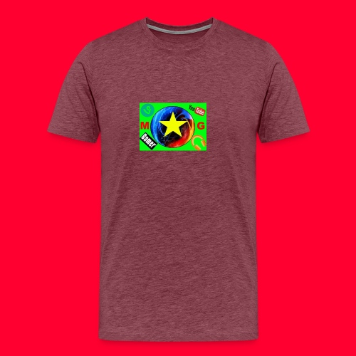 Ministar gaming logo - Men's Premium T-Shirt