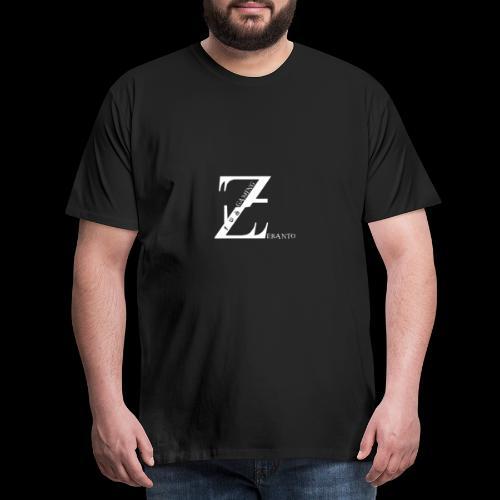 ZerantoLogo - Männer Premium T-Shirt