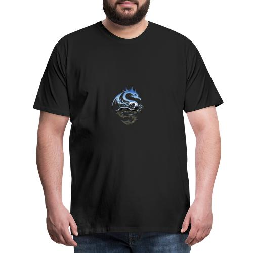 El dragón - T-shirt Premium Homme
