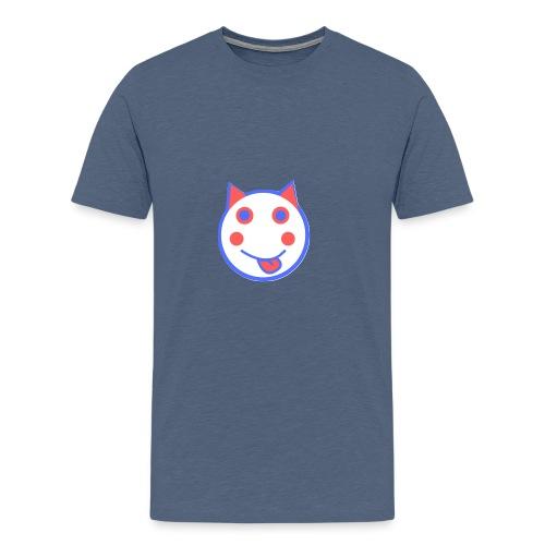 Alf Cat RWB | Alf Da Cat - Men's Premium T-Shirt