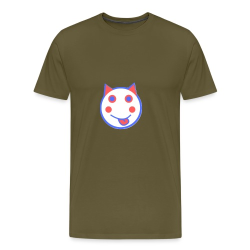 Alf Cat RWB | Alf Da Cat - Men's Premium T-Shirt