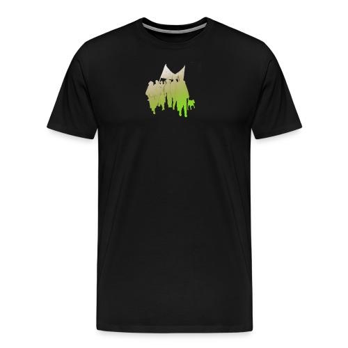 jarra march logo - Men's Premium T-Shirt