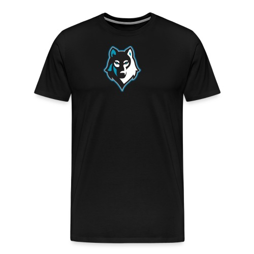 Just Wolf - Men's Premium T-Shirt