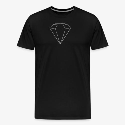 GEM K - Premium-T-shirt herr
