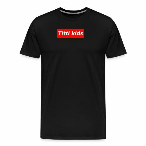 tittibogo - Premium-T-shirt herr