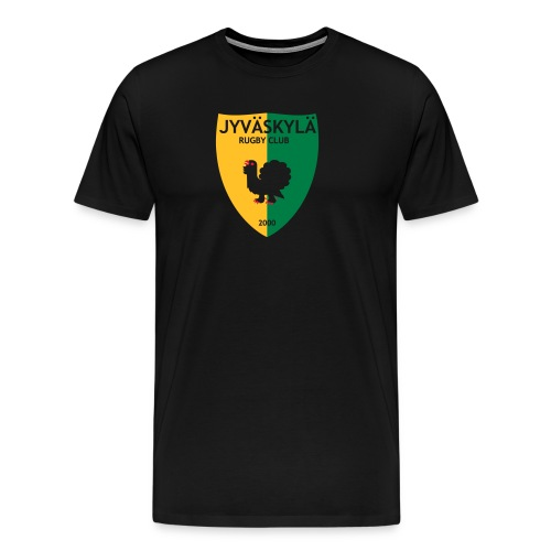 JRC Logo - Miesten premium t-paita
