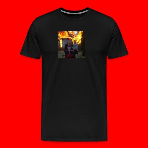 FAMILY - Koszulka męska Premium