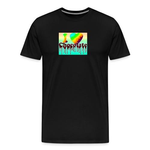 ILOVCHOCO2 copie - T-shirt Premium Homme