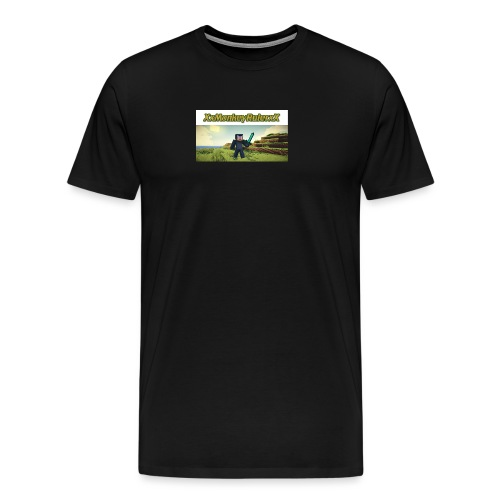 XxMonkeyRulerxX New Design - Men's Premium T-Shirt