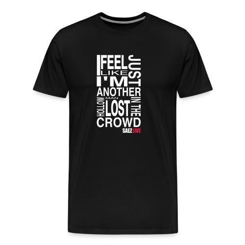 White Noise par parek - T-shirt Premium Homme