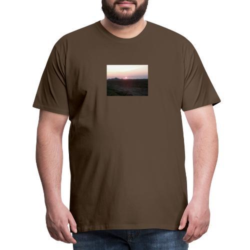 Alba - Maglietta Premium da uomo