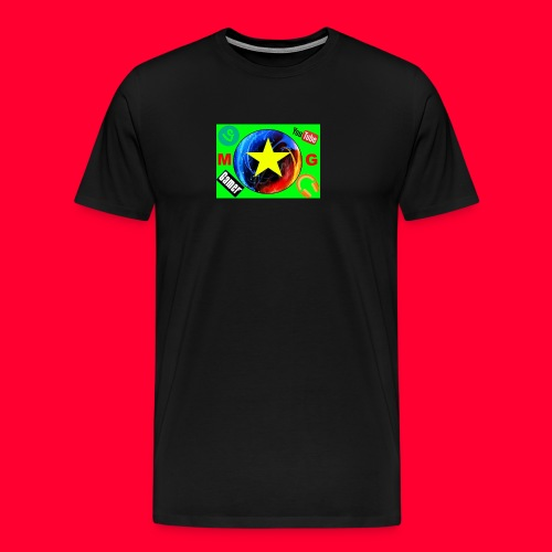 Ministar gaming logo - Men's Premium T-Shirt